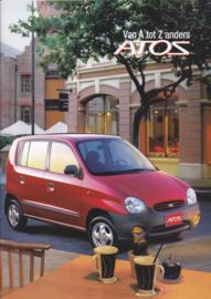 Atoz brochure, 16 pages, 03/1998, Dutch language