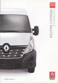 Master Distribution van brochure, 44 pages, 2/2015, Dutch language