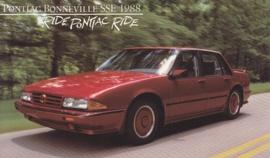Bonneville SSE, 1988, standard-size, USA