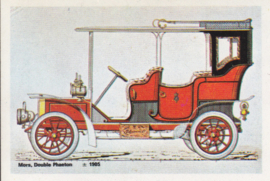Mors Double Phaeton, no text, 1905