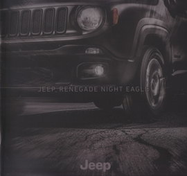 Renegade Night Eagle, brochure, 14 pages, 01/2016, Dutch language