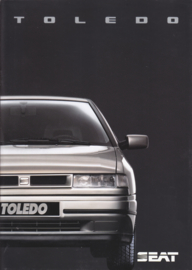 Toledo brochure, 18 pages, Dutch language, 1991