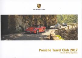 Travel Club 2017 brochure, 98 pages, 11/2016, English language
