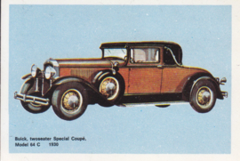 Buick Special Coupé 64-C 2-seater, no text, 1930