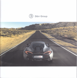 Dörr Group Germany corporate brochure, 20 pages, about 2015, German language
