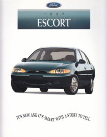 Escort, 20 pages, English language, 4/1996, # 357