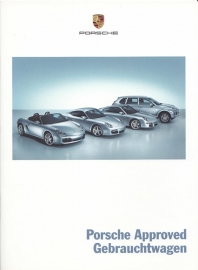 Approved occasions brochure, 16 pages, 12/2007, German language
