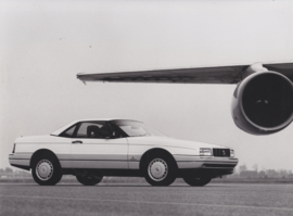 Cadillac Allanté Hardtop Coupe (USA, 1987)