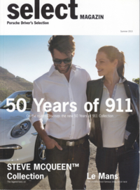 Select magazine # Summer 2013, 68 pages, 04/2013, English language