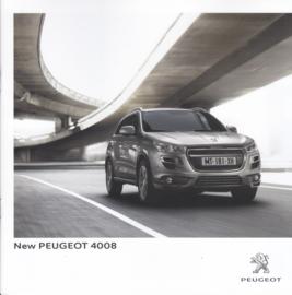 4008 brochure, 28 pages, Dutch language, 05/2012, Belgium