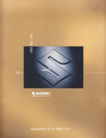 Full line brochure, 16 pages, 1999, USA