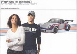 Selection Martini Racing brochure, 20 pages, 02/2011, German language