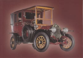 Benz 40 hp Landaulet 1907, Classic Car(d) of the month 3/2004, Germany