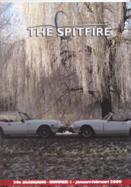 The Spitfire club magazine,  A5-size, 52 pages, Dutch language, issue 1 (2009)