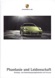 Recruitment & general info brochure, 28 pages, 01/2011, German language