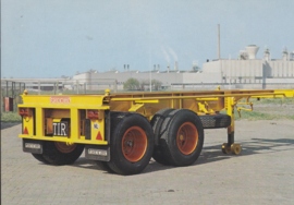 * Trailer type 20 CC-11-16, DIN A6-size postcard, Dutch issue