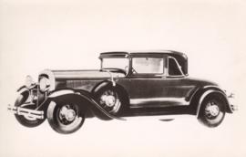 Buick 64C 1930, Car museum Driebergen, date 463, # 52