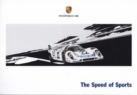 Selection - the Speed of Sports brochure, 10 pages, 02/2012, German language