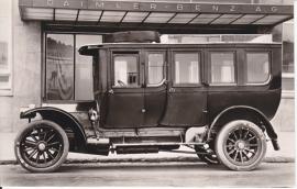 Mercedes-Benz Kettenwagen 1903, Spanjersberg, Car museum Driebergen, date 662, # 16