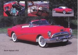 Buick Skylark 1953 - nr. 23850