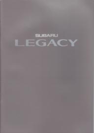 Legacy brochure, 32 pages, Dutch language, 1990