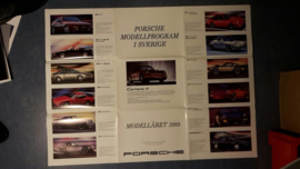 Program brochure 1989, 18 large pages, WWM 351 710, Swedish, 11/88