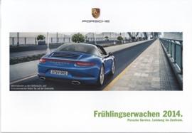 Spring Awakening brochure, 32 pages, 01/2014, German language