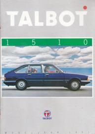1510, 20 pages, Dutch language, 1981