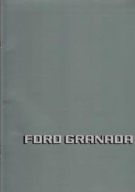 Granada brochure, 30 pages, 10/1980, Dutch language