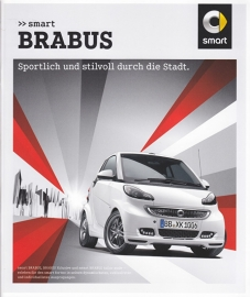 Fortwo Brabus versions,  40 pages, 07/2014, German language