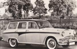 Austin A95 Countryman, Spanjersberg, date 159, # 51