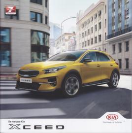 X-Ceed brochure, 44 pages, 07/2020, Dutch language