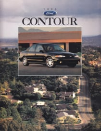 Contour, 20 pages, English language, 8/1995, # 360