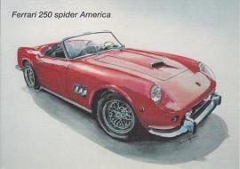 Ferrari 250 Spider America - nr. 21700