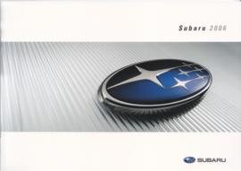 Program brochure, 24 pages, Dutch/French/English language, 2006 (Belgium)