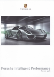 Porsche Intelligent Performance with 918, 28 pages, 03/2010, English language