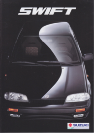 Swift brochure, 14 pages, #30894, 08/1994, Dutch language