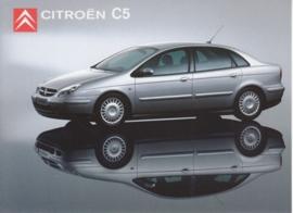 Citroen C5 Sedan, sticker, 13,5 x 10 cm *