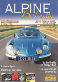 Alpine Berlinetta special edition, 64 pages, 2002, French language