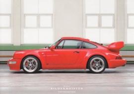 911 Turbo, continental size postcard, Bildermeister, 07/2013