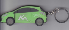 Ford Ka introduction,  memory stick in shape of car, factory issue, English, 2008