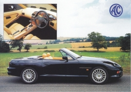Ace Convertible, DIN A6-size, English language, about 2000