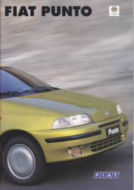 Punto brochure, 48 pages (A4), 10/1996, Dutch language