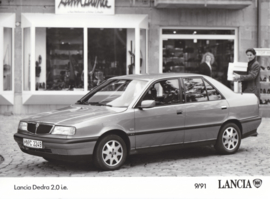 Lancia Dedra 2.0 i.e. - factory photo - 09/1991