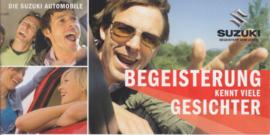 Program brochure, 22 pages, 1/3rd A4-size, German language, 9/2005