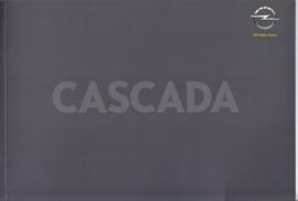 Cascada Cabriolet brochure, 44 pages, 02/2013, Dutch language