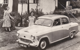 Austin A55 Cambridge Sedan, Spanjersberg, date 159, # 48