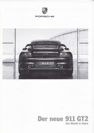 911 GT2 pricelist, 54 pages, 05/2008, German