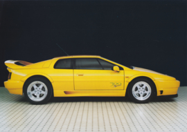 Esprit Sport 300, 2 page leaflet, A4-size, factory-issued, 1993, English