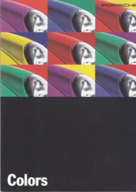 Colors brochure, 12 pages, 08/94, English language